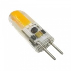 SZFC GY6.35 12V 3W COB LED Light Bulb Lamp Warm White 3000K