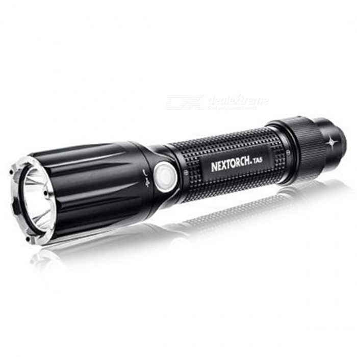 NexTORCH TA5 High Performance 5-takt taktlampa - Svart