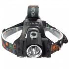 ZHAOYAO 4-Mode Rotating Bike Light Headlamp - Black