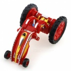 777-607 4-Channel 2.4Ghz Micro RC Stunt Car - Red
