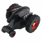 777-611 4-Channel 2.4GHz Micro RC Stunt Car - Black