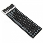 Dayspirit Soft Foldable Bluetooth V3.0 84-Key Keyboard for IPAD 2/3/4
