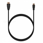 BSTUO Mini HDMI to HDMI Cable - Black (1.5m)