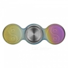 FURA Eight Diagrams Pattern Titanium Alloy Hand Spinner - Colorful