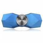 FURA TC4 Polygon Shaped Titanium Alloy Hand Spinner Toy - Blue