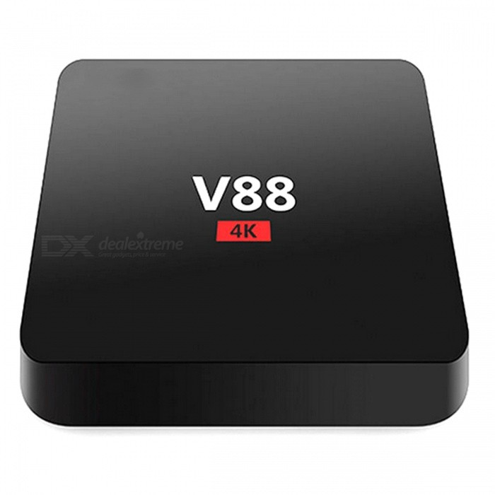 V88 Rockchip RK3229 Android Media Player TV-Box mit 1 + 8GB (US-Stecker)