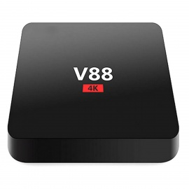 V88 Rockchip RK3229 Android Media Player TV Box w/ 1+8GB (EU Plug)