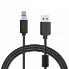 Cwxuan USB Type-C Detachable Magnetic Braided Charging Data Cable (1m)