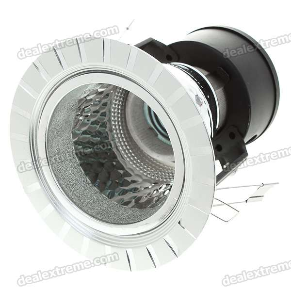 Charming E27 Bulb Socket Adapter with Reflector