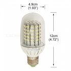 Lustre à LED Hot LIGHT LIGHT LIGHT LIGHT LIGHT E20 / E27 8W, AC110 ~ 250V