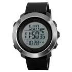 SKMEI 1267 Digital Sport Watch - Noir (S)