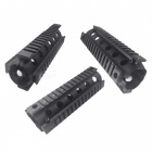 ACCU Aluminium Alloy Quad Rail Hand Guards with Wrench for M16 Rifle