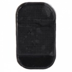 Slipping Resistant Silicone Pad for Cell Phone - Black