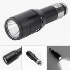 ZHISHUNJIA CZ-001 5W 400lm 7500K Cold White 1-LED Flashlight