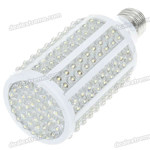 5W 263-LED 1257-Lumen Energy Saving White LED Light Bulb (220V)
