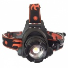 XM-L2 U2 LED 3 Mode Waterproof Zooming Headlight Cold White