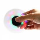 E-SMARTER Colorful Luminous Stress Relief Fidget Spinner Toy - Blue