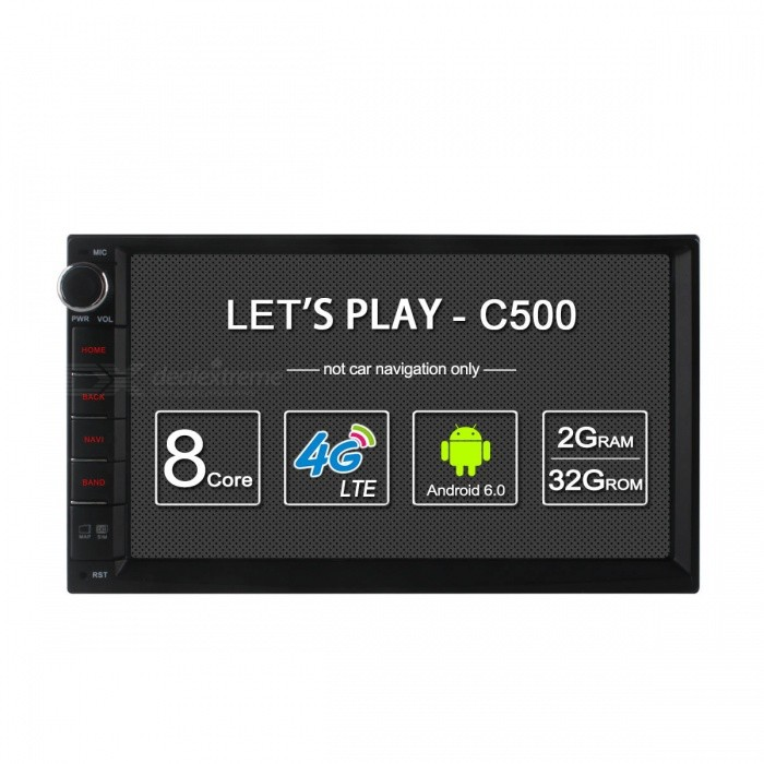 Ownice C500 Universal Android 6.0 Octa-Core 2 Din for Nissan GPS