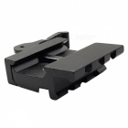 ACCU Rail 45 Degree Picatinny Mount med Quick Release för Scopes
