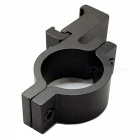 ACCU Aluminum Alloy 25mm Pipe Diameter Mount for 20mm Rail Gun