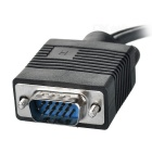 PC VGA Video Out Adapter (VGA to S-Video + Composite)