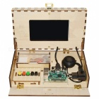 TEQStone DIY Computer Kit for Kids STEM and Coding Training Toy