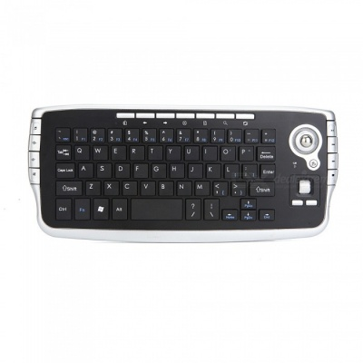 MODAO Multi-media 2.4GHz Mini Wireless Keyboard with Air Mouse