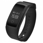 Smart Bracelet with Heart Rate Monitor, Blood Pressure Oxygen Monitor, Pedometer, Sleeping Monitor