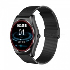 Ordro N3 1.3inch Full Screen Smart Watch Heart Rate Monitor -Black