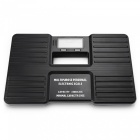 AW-815 150kg 0.1kg Super Mini Electronic Weight Scale - Black