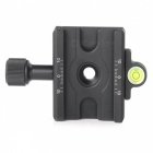 Head Quick Release Clamp for DSLR Tripod Quick Release Clamp Plate BallHead Lever Release Clamp