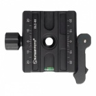 Head Quick Release Clamp for DSLR, Tripod Quick Release Clamp Plate, BallHead Lever Release Clamp