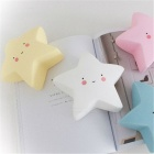 Star Night Light LED Lamp for Children Gift Home Decoration - White