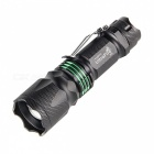 UltraFire U5 Super Tactical Zoom Nightlight Strong Bright 300lm -Black