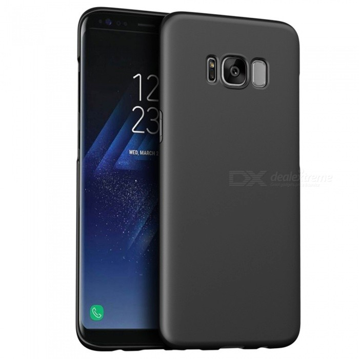 Naxtop PC Hard Protective Back Case for Samsung Galaxy S8 - Black