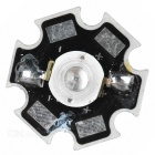 0.5W IR LED Emitter on 20mm Board