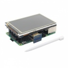 Geekworm 3.5 inch HDMI Touch Screen for Raspberry Pi 3 Model B,2B