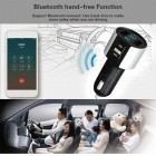 Bluetooth Car Kit MP3 Player, Dual USB Charger, FM Transmitter