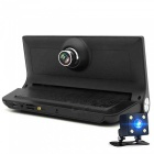 "Junsun T1 6.86"" Android 3G Car DVR GPS with FHD Camera (USA, CA Map)"