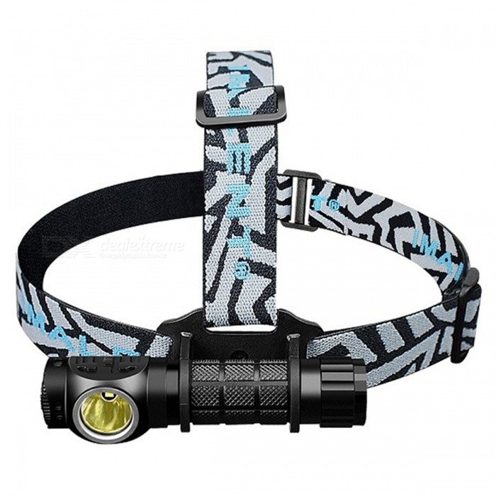 IMALENT HR20W USB Rechargeable 1000LM 2-Mode Warm White Headlamp