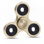 Mr.northjoe Finger Spinner Toy EDC Hand Spinner for Autism - Golden