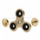 Mr.northjoe Finger Spinner Lelu EDC Hand Spinner Autismille - Golden