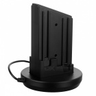 Game Console Controller Charging Dock Charger for Joy-Con - Black