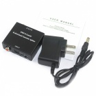 BSTUO Optical SPDIF Coaxial Bi-directional Audio Converter Splitter