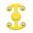 Dayspirit Octopus Finger Stress Relief Gyro Rotator Toy - Yellow