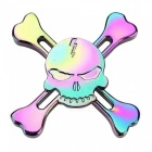 Dayspirit Rainbow Skull Style Fidget Releasing Hand Spinner - Colorful