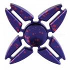 Dayspirit Starry Sky Style Fidget Releasing Hand Spinner - Purple