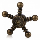 Dayspirit Pirates Style Fidget Relief Hand Spinner - Bronze