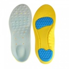 Unisex Outdoor Sports Shoe Insoles - Yellow (Pair / 42-44)