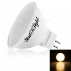 YouOKLight MR16 GU5.3, 5W 3000K Warm White LED Light Bulbs, DC 12V
